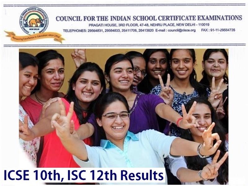 LIVE ICSE Results 2020 DECLARED: CISCE 10वीं, 12वीं का रिजल्ट घोषित, टॉपर्स लिस्ट घोषित cisce.org