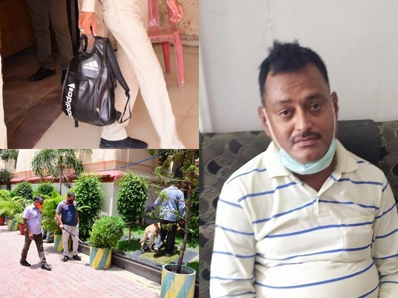 Live Vikas Dubey Arrested : विकास दुबे को लेकर यूपी एसटीएफ रवाना, उज्जैन एसपी ने कही ऐसी बात, देखें VIDEO