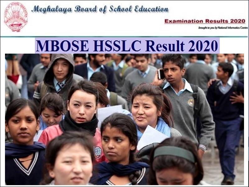 Meghalaya MBOSE HSSLC Result 2020 DECLARED: 12वीं का रिजल्ट घोषित, साइंस में 72.24%, कॉमर्स में 77.28% बच्चे पास
