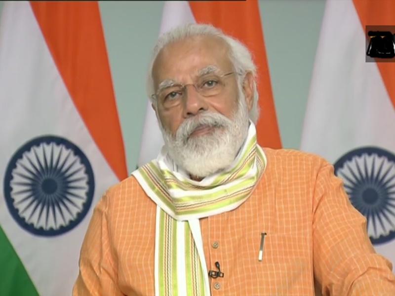 PM Modi Varanasi Live: पीएम मोदी ने कहा कि काशी में बाबा विश्वनाथ और माँ अन्नपूर्णा दोनों  विराजते हैं