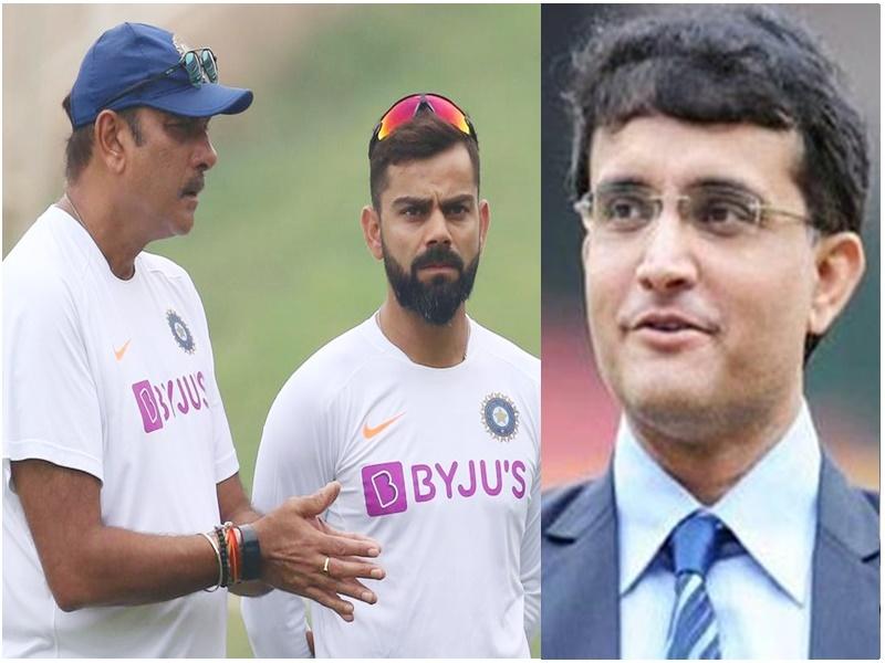 विदेश में टीम इंडिया के खराब प्रदर्शन पर Virat Kohli और Ravi Shastri से बात करेंगे Sourav Ganguly