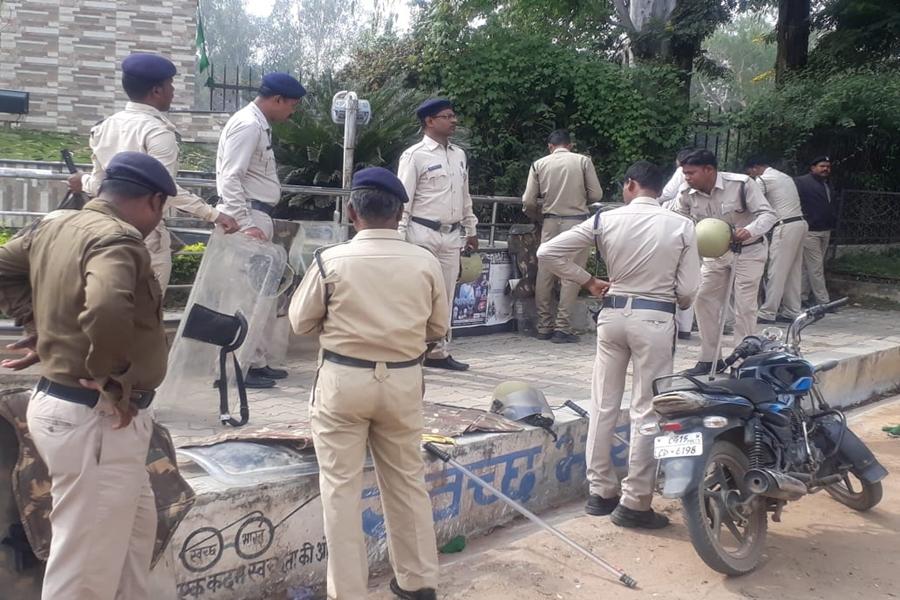 Ayodhya Case Verdict 2019 : सरगुजा पूरी तरह सामान्य, स्कूल-कॉलेज, बाजार खुले