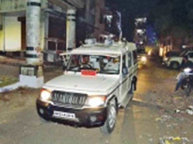 Ayodhya Case Verdict 2019 : शहर में कानून व्यवस्था बनाए रखने 36 सेक्टर मजिस्ट्रेट तैनात