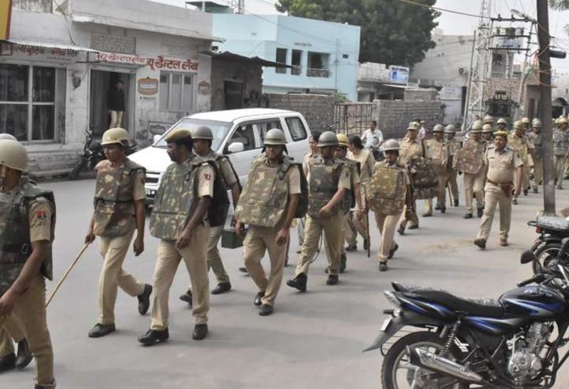 Ayodhya Verdict 2019 : फैसले के बाद मेरठ में 7 गिरफ्तार, राजस्थान में आज भी कुछ शहरों में बंद रहेगा इंटरनेट