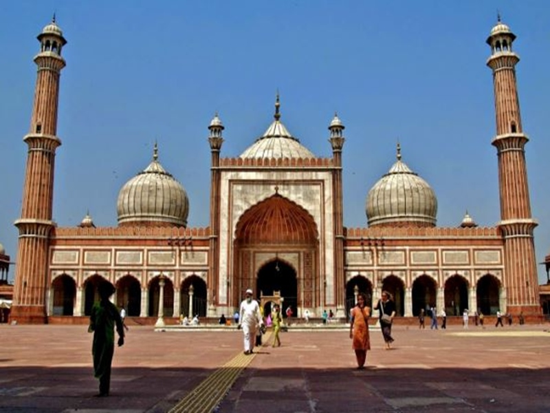 Ayodhya Verdict 2019: अयोध्या में बनी मस्जिद तो होगी देश में सबसे बड़ी, फिलहाल इसे कहते हैं Crown Of Mosque