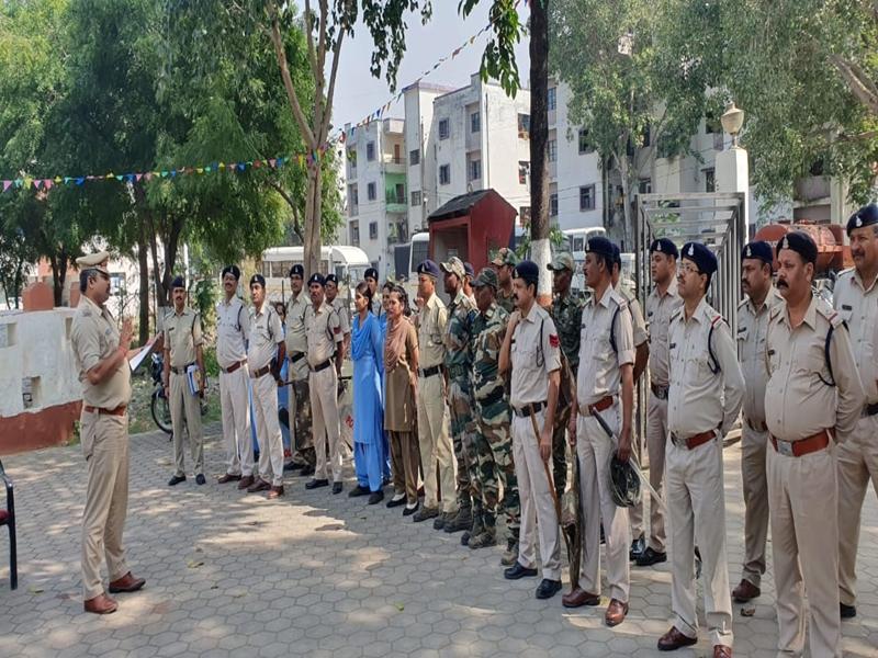 Ayodhya Case Verdict 2019 : बिलासपुर जिले में सभा, जुलूस व पटाखों पर प्रतिबंध, सुप्रीम कोर्ट के फैसले का स्वागत