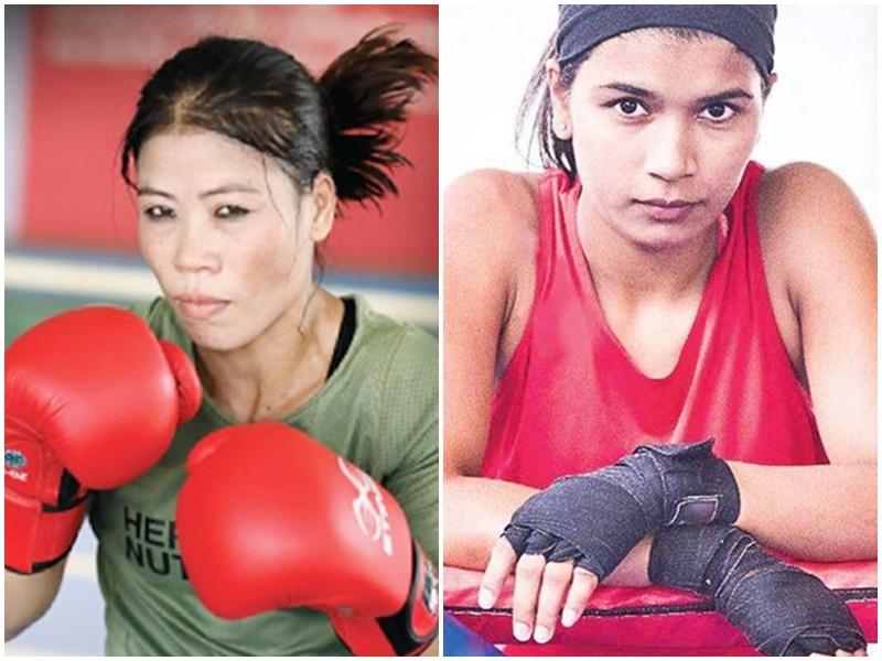 Olympic Boxing Qualifier: क्वालिफायर के लिए मैरी कॉम और निखत में होगा मुकाबला