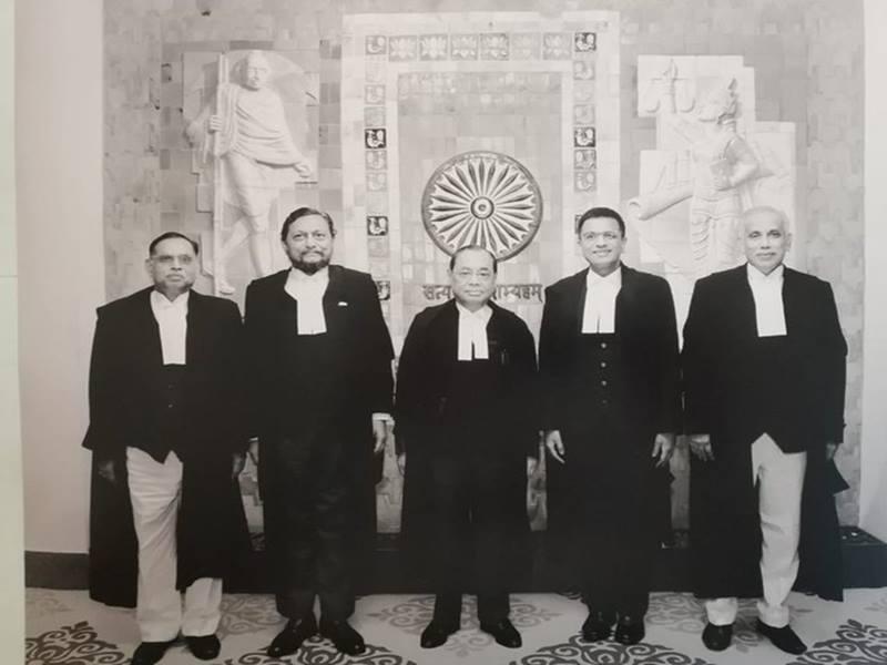 Ayodhya Verdict: 5 जजों ने कर दिया हल 500 साल का विवाद