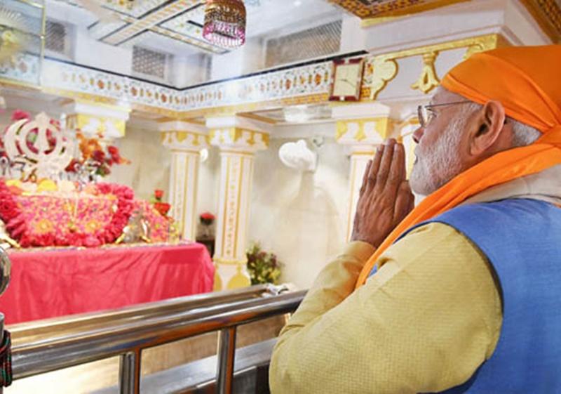 Kartarpur Corridor : PM मोदी ने करतारपुर कॉरिडोर का उद्घाटन कर पहले जत्थे को किया रवाना