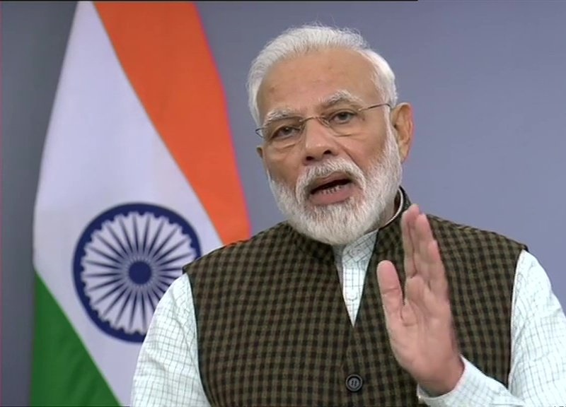 Ayodhya Case : PM मोदी ने देश के नाम संबोधन में कहा, 9 नवंबर की तारीख देती है मिलकर रहने का संदेश