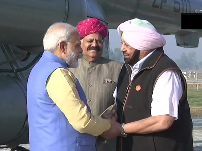 Kartarpur Corridor Inauguration Live: पीएम मोदी पहुंचे अमृतसर, करतारपुर कॉरिडोर के इंटीग्रेटेड चेक पोस्ट का करेंगे उद्घाटन