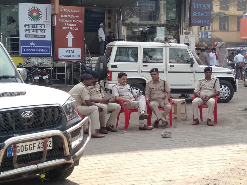 Ayodhya Case Verdict 2019 : केन्द्रीय गृह मंत्री अमित शाह ने CM भूपेश बघेल से दूरभाष पर की चर्चा, कानून व्यवस्था की ली जानकारी
