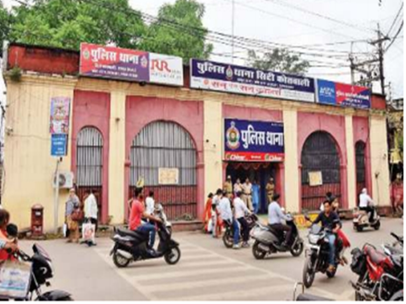 अंग्रेजी हुकूमत की गवाही देता रहेगा रायपुर का पहला सिटी कोतवाली थाना