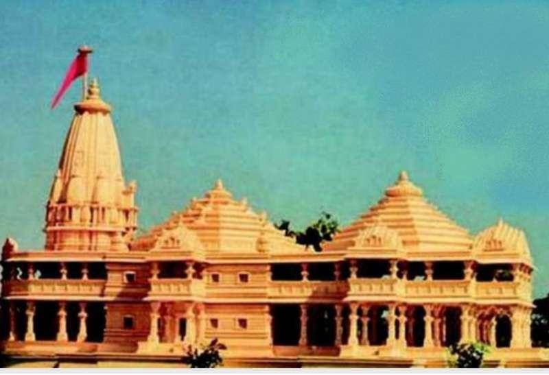 Ayodhya Case 2019 : 2022 तक बन जाएगा भव्य राम मंदिर, राजस्थान के गुलाबी पत्थरों से बनेगा रघुपुरम, पढ़ें विस्तार से