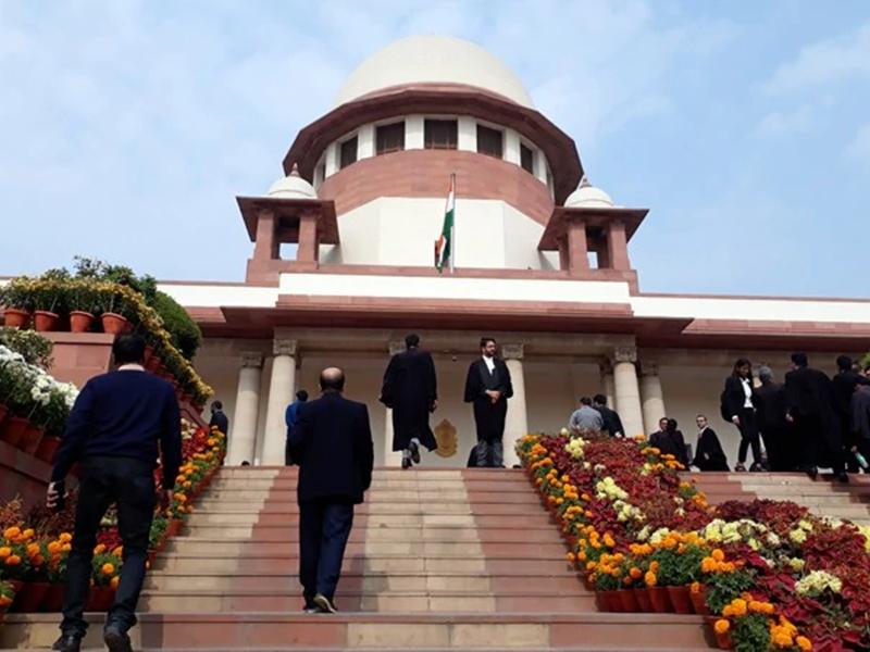 Ayodhya Verdict 2019 Supreme Court Live: सुप्रीम कोर्ट सुनाता गया फैसला, साफ होती गई तस्वीर