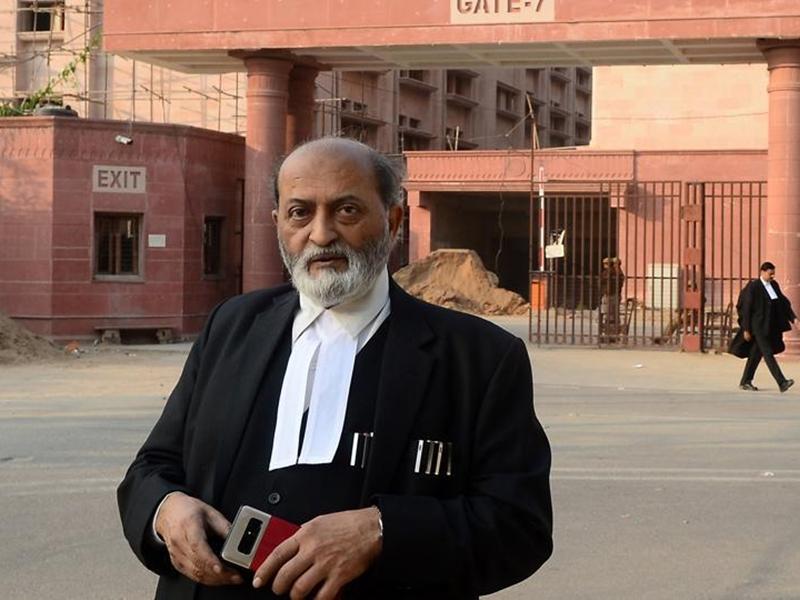 Ayodhya Verdict 2019 : सुन्नी वक्फ बोर्ड के वकील जफरयाब जिलानी बोले फैसले से संतुष्ट नहीं