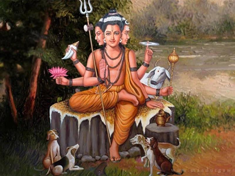 Dattatreya Jayanti 2019: देवी अनुसूईया से त्रिदेव ने मांगी थी अनोखी भिक्षा, जानिए दत्तात्रेय के जन्म की कथा