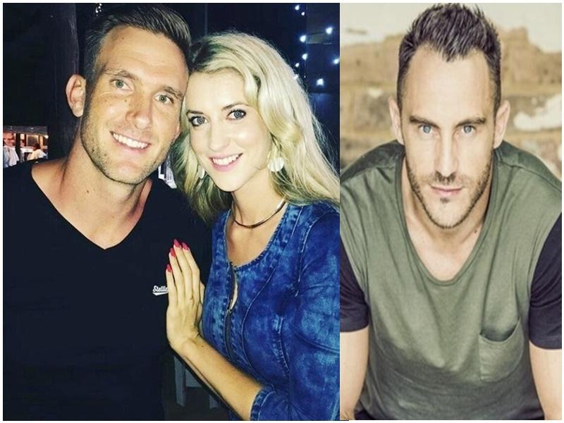Faf Du Plessis controversial statement: डु प्लेसिस ने बहन को लेकर ही दे दिया ऐसा बयान