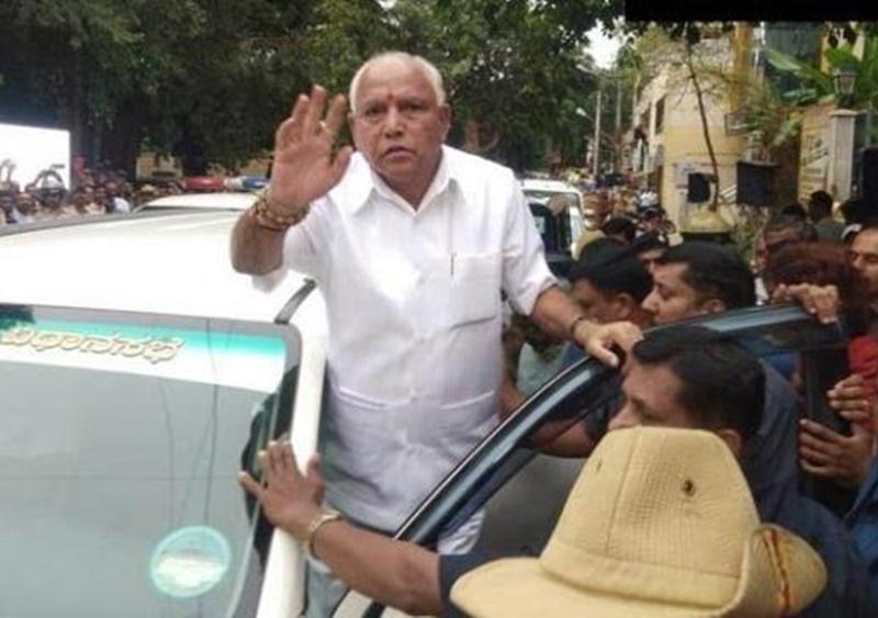 Karnataka By-Election: कर्नाटक उपचुनाव में भारी जीत से येदियुरप्पा सरकार का बहुमत कायम, 15 में से 12 सीटें BJP को