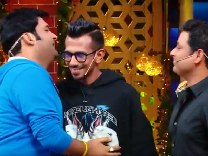 Yuzvendra Chahal ने खोला राज, विराट कोहली और रोहित शर्मा के बैट चुराकर खेले हैं मैच