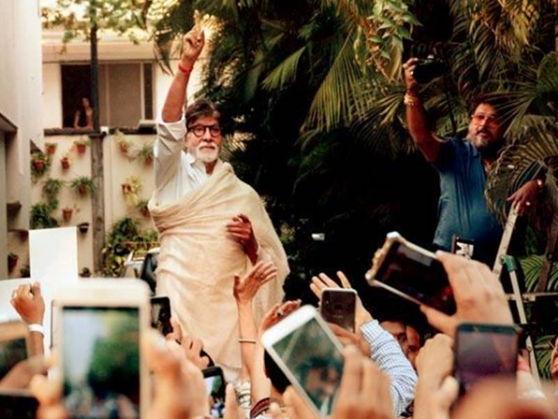 Amitabh Bachchan has opened up on the effects of Monsoon on his ...