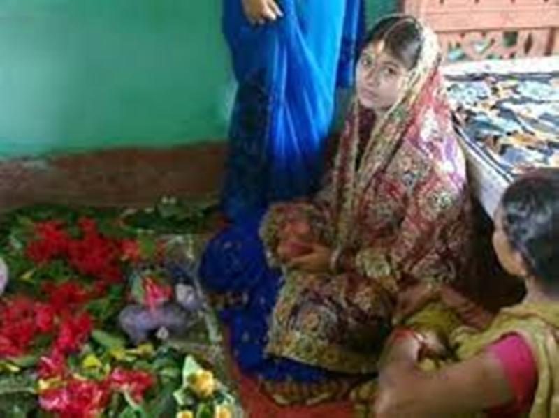 Madhushravani vrat : मिथिलांचल का मधुश्रावणी व्रत शुरू, नव विवाहिताओं ने की शिव-पार्वती की पूजा