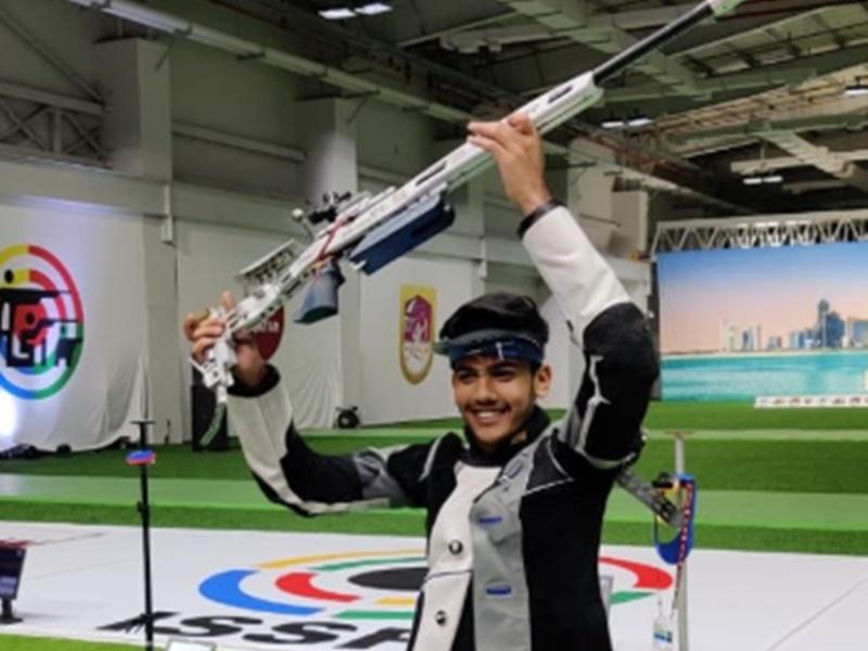 Asian Shooting Championship: मध्यप्रदेश के ऐश्वर्य प्रताप ने भारत को दिलाया ओलिंपिक कोटा
