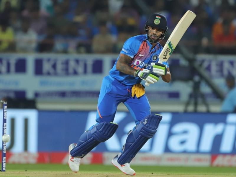 India vs Bangladesh 3rd T20I: रोहित, विराट के स्पेशल ग्रुप में शामिल हुए शिखर धवन