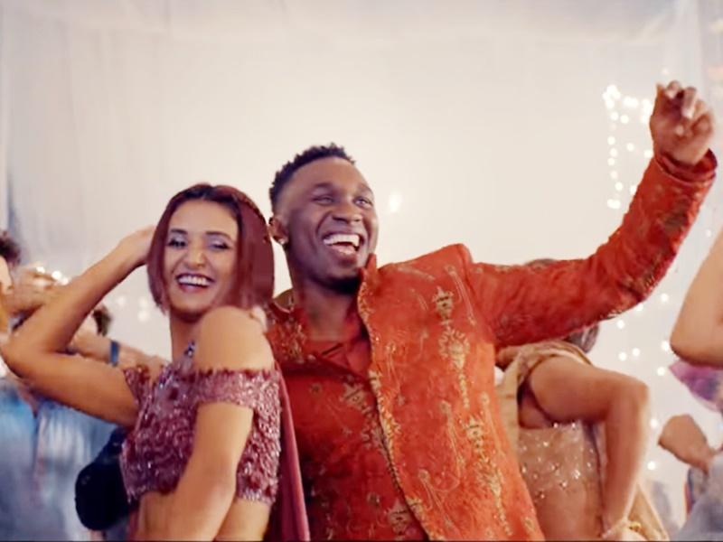 DJ Bravo new song Chamiya: ब्रावो का नया गाना छमिया मचा रहा धूम, गाने में इस ख्यात डांसर से कर रहे रोमांस