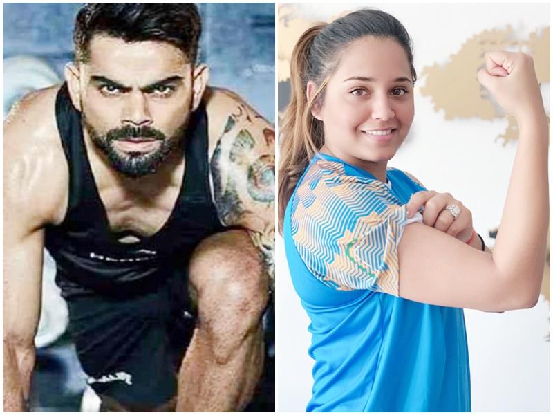 Virat Kohli Fitness secret: दिनेश कार्तिक की पत्नी दीपिका हैं विराट की असली फिटनेस गुरू, देखिए तस्वीरें