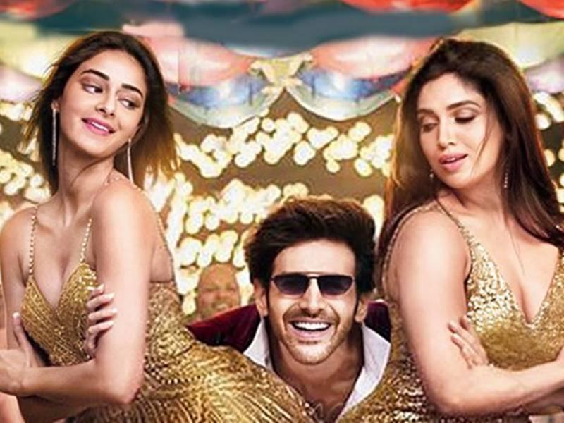 Pati Patni Aur Woh Box Office : Ananya Panday को मिली पहली हिट, मंडे को जोरदार कमाई