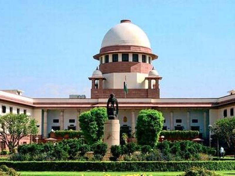 Article 370: अनुच्छेद 370 मामले में सुप्रीम कोर्ट में सुनवाई शुरू,  केंद्र सरकार के फैसले को दी गई है चुनौती