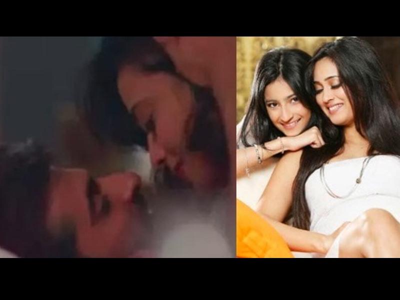 Shweta Tiwari की बेटी का मां के ऑन-स्क्रीन Kiss को लेकर ऐसा था रिएक्शन