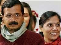दिल्ली चुनाव: सुनीता केजरीवाल बोलीं, पार्टी की जीत सबसे बड़ा Birthday Gift