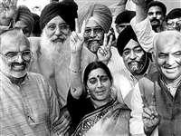 विशेष: Sushma Swaraj के बाद भाजपा को नहीं मिला दिल्ली में सत्ता का सुख