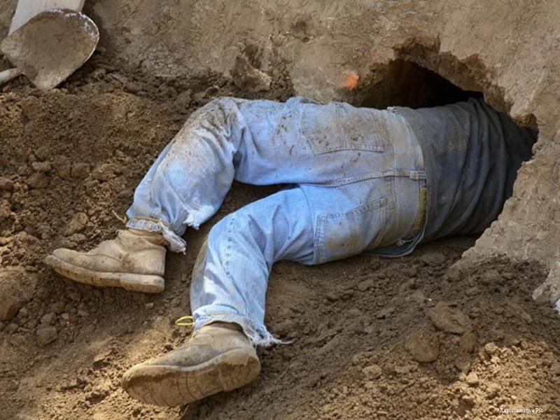 पिछले जन्म के पिता ने बताया खजाने का रास्ता, पाने के लिए खोदी 15 फुट लंबी सुरंग, पहुंच गया पड़ोसी के घर