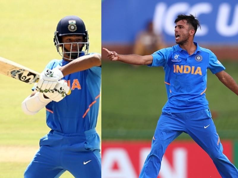 Yashasvi, Ravi और Kartik आईसीसी की अंडर-19 वर्ल्ड कप टीम में