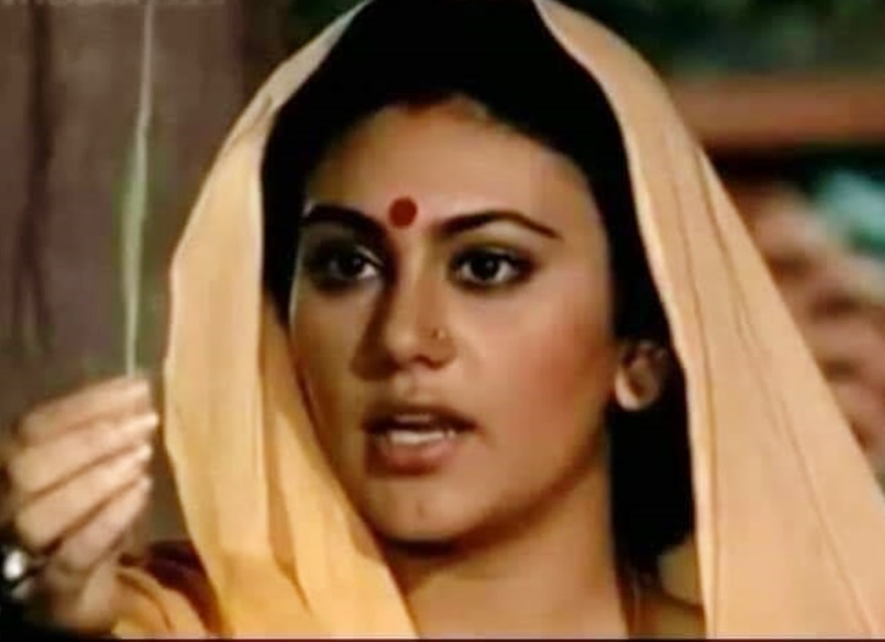 Deepika Chikhaliya was selected for the role of sita In Ramayan ...