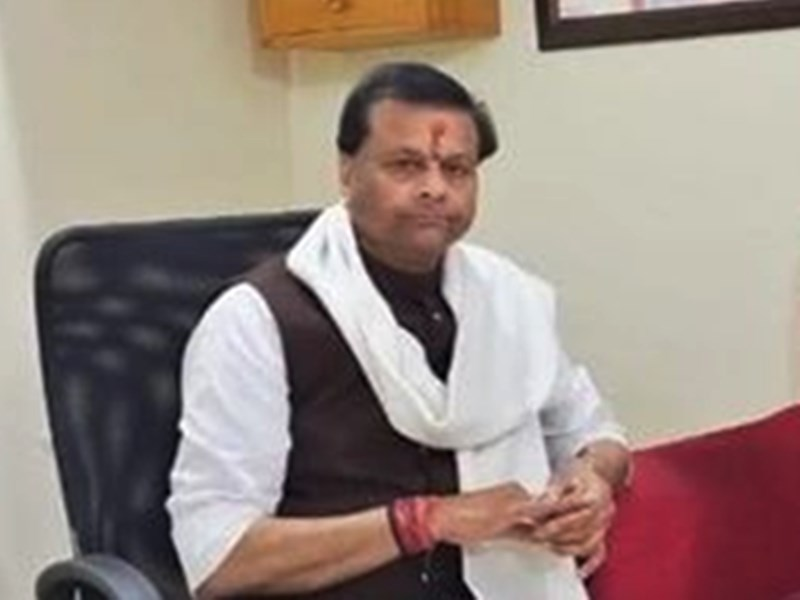 जयभान सिंह पवैया का ट्वीट, रानी लक्ष्मी बाई की समाधि पर क्यों नहीं गए मंत्री?