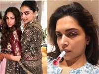 Deepika Padukone ने बेस्ट फ्रेंड की शादी में की इतनी मस्ती कि बीमार हो गई, पास ही है एनिवर्सरी