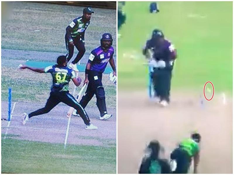 Spot Fixing in BPL: स्पॉट फिक्सिंग की आशंका, वेस्टइंडीज के गेंदबाज ने फेंकी जम्बो नो बॉल, देखिए Video