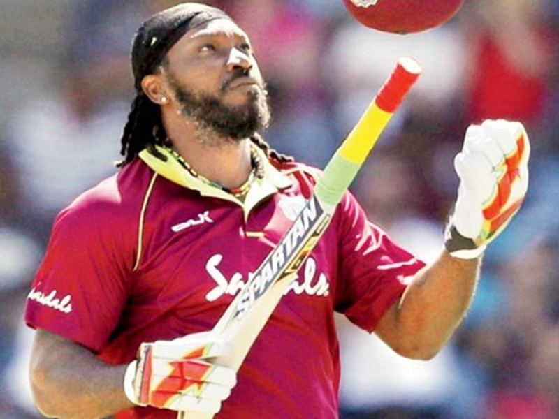 India vs West Indies 3rd T20I: वानखेड़े स्टेडियम का एकमात्र इंटरनेशनल टी20 शतक Chris Gayle के नाम