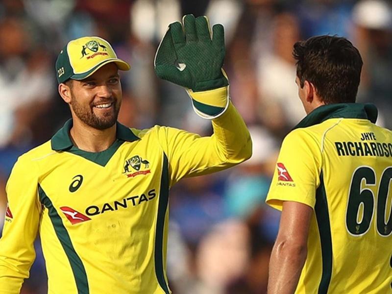 MS Dhoni की तरह मैच फिनिशर बनना चाहते हैं ऑस्ट्रेलिया के Alex Carey