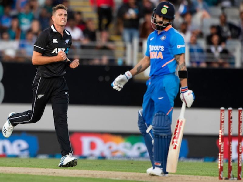 Virat Kohli के नाम न्यूजीलैंड के खिलाफ वनडे सीरीज में दर्ज हुए शर्मनाक रिकॉर्ड