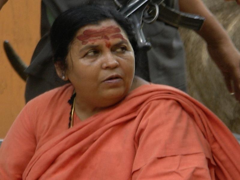 उमा भारती बोली, कांग्रेस ने दिल्ली में आप पार्टी के पक्ष में वोट डलवाए