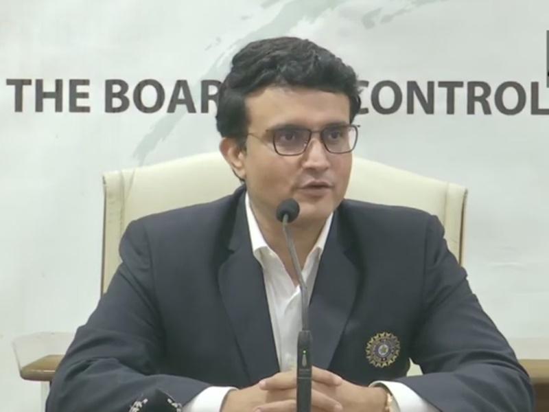 Australia का दौरा करेगी भारतीय टीम, Sourav Ganguly ने क्रिकेट ऑस्ट्रेलिया से की यह मांग