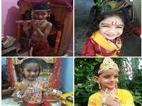 Happy Janmashtami 2020: वर्चुअल दुनिया में जारी हैं नटखट नंद किशोर की मोहक बाल लीलाएं