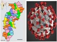Coronavirus Update Chhattisgarh: एक दिन में मिले कोरोना के 513 नए मरीज, 13552 पहुंचा संक्रमितों का आंकडा