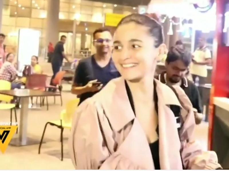 Alia Bhatt ने Big Boss को लेकर कह दी यह बात, देखें VIDEO