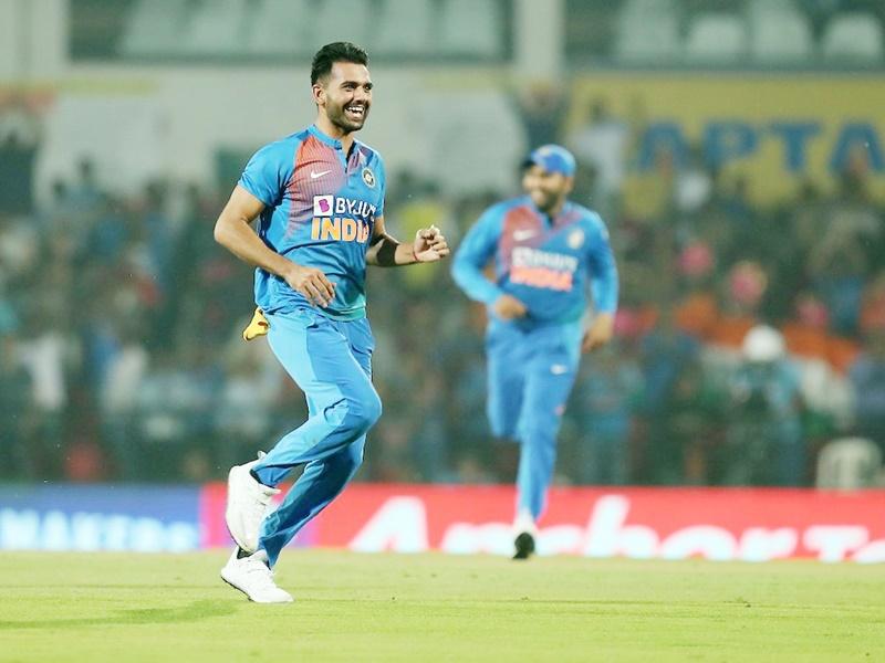 Deepak Chahar second Hat trick: चाहर ने 3 दिन में ली दूसरी हैट्रिक, एक ओवर में लिए 4 विकेट